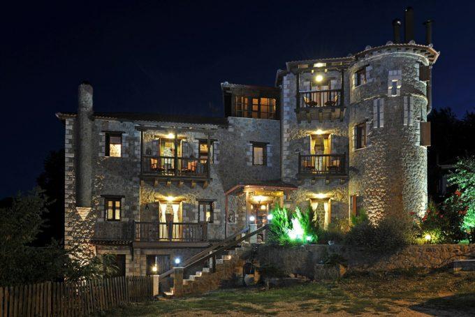Η νύχτα στο Κάστρο